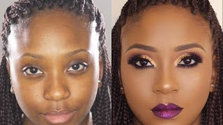 "<center><p>Bare to Glam Total Makeover</p></center>"" />             </div>   </div>   <div class="