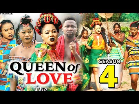 QUEEN OF LOVE SEASON 4 - 2019 Latest Nigerian Nollywood Movie Full HD | 1080p