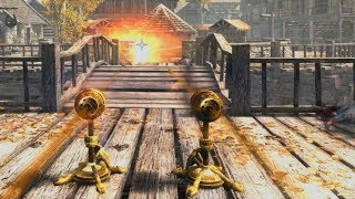 How to Create Auto Turrets in Skyrim