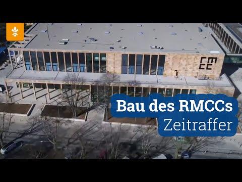 Bau-Zeitraffer RMCC