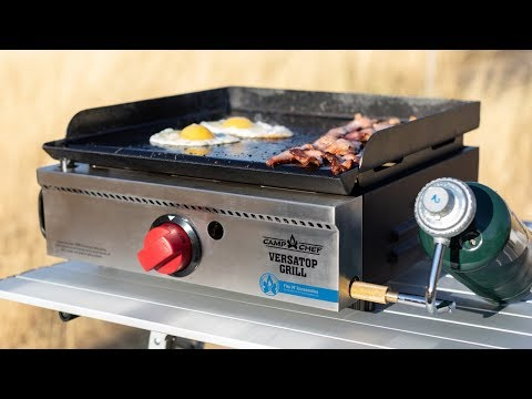 Camp Chef VersaTop Portable Flat Top Gas Grill