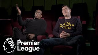 Ian Wright: Gary Neville's Soccerbox | Premier League | NBC Sports