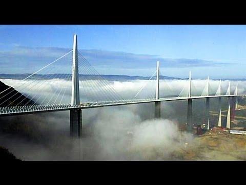 Чудеса инженерии Самый высокий мост в ми