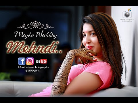 wedding mehndi shoot
