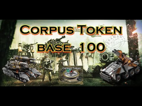 War Commander : Corpus Token Base 100
