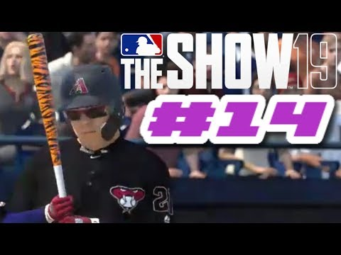 MLB The Show 19 PS4 Road To The Show - PLAYING UNTIL THE END OF SPRING TRAINING