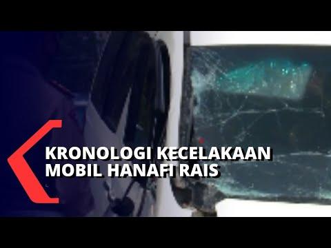 ini kronologi kecelakaan hanafi rais sopir mobil memang sedang melaju kencang