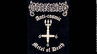 """- SEPTRION (MEX) """"Black Horizons"""" DISSECTION Cover"""