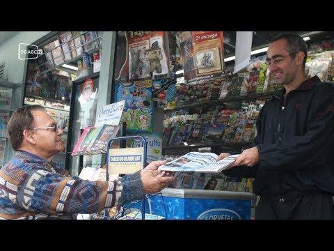 Dia do Jornaleiro: homenagem do Diário aos profissionais