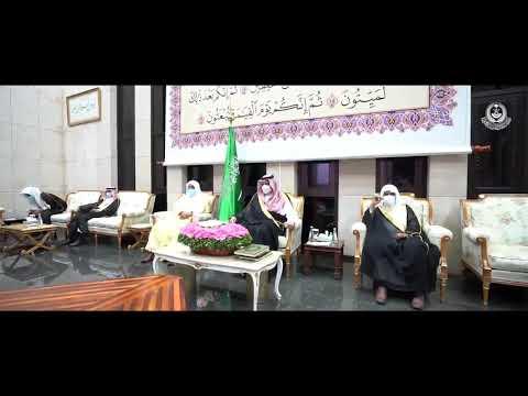 أمير المدينة يؤكد اهتمام القيادة بتطوير مجمع الملك فهد لطباعة المصحف الشريف
