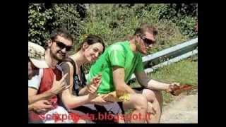 preview picture of video 'La Scarpettata  gara podistica amatoriale - Marcellina - San Polo dei Cavalieri - 2 giugno'