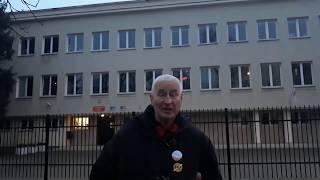 Żydowska szkoła w Warszawie – Bugusław Domaszewski