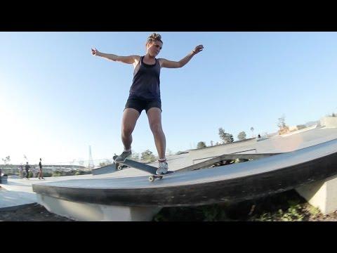 [SKATE] Sheldon Skate Park w/ Vanessa Torres, Elo Jett, Savannah Headden and Annie Guglia