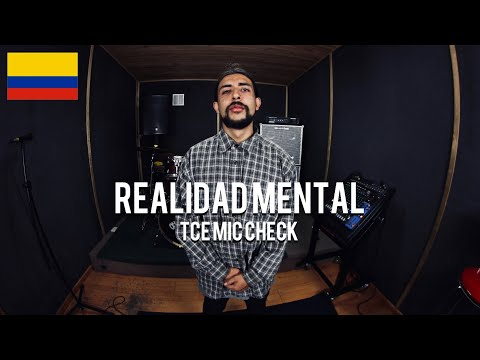 Realidad Mental - Cuanto Dan Por Mi [ TCE Mic Check ]