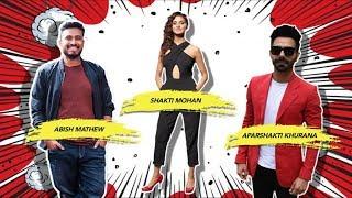 Break A Leg Episode 1 | Aparshakti Khurana | Abish Mathew | Shakti Mohan