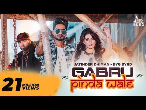 Gabru Pinda Wale   ( Full Song)   Jatinder Dhiman   Byg Byrd   New Punjabi Songs 2019