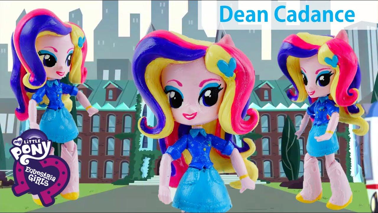 Dean Cadance Princess Cadance Custom Doll from My Little Pony Equestria Girls Minis Tutorial