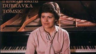 Scarlatti - 13 Keyboard Sonatas (recording of the Century : Dubravka Tomšič)