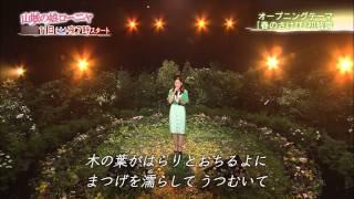 春のさけび山賊の娘ローニャ・OP手嶌葵生演奏TVVer.歌詞付320kbps