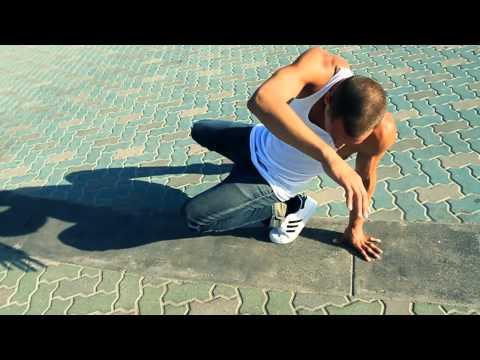 ... pasos basico del 6 step- como bailar break dance Como Hacer Breakdance