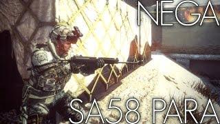 IeSF ᴴᴰ by NEGA 【SA58 Para】【Alliance of Valiant Arms】