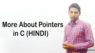 Download Youtube: More About Pointers In C (HINDI/URDU)