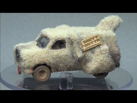 Custom Diecast: Mutt Cutts Van from Dumb and Dumber - baremetalHW
