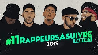Freestyle #11RappeursASuivre 2019 Part.1 (Heuss L'enfoiré, D.A.V, Kikesa, COR, Zikxo)