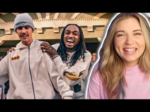 Justin Bieber - Intentions ft. Quavo | MUSIC VIDEO REACTION