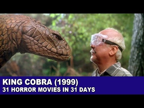 King Cobra (1999) - 31 Horror Movies in 31 Days