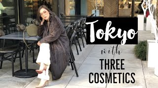 DAILYCHERIE : Tokyo with THREE COSMETICS