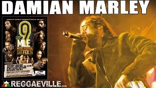 Damian Marley - More Justice @ 9 Mile Music Festival in Miami, FL [February 14th 2015]