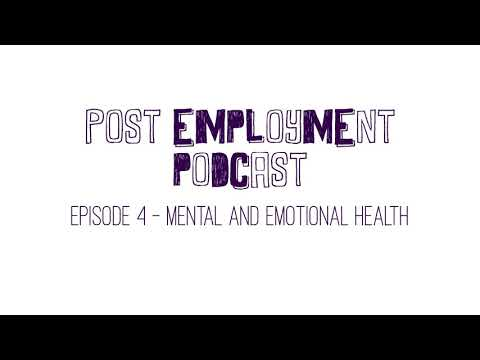 #4 - Mental and Emotional Health