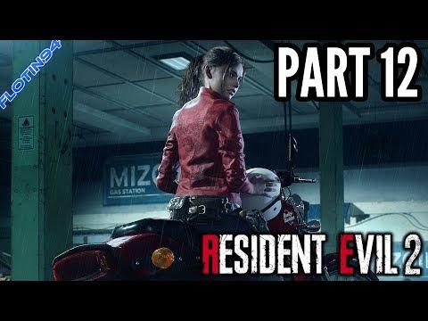 CLAIRE REDFIELD - DRUHÝ SCÉNÁŘ | Resident Evil 2 #12