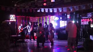 Da Krazy Pimpz and Mr. and Mrs. Gonzalez Dancing