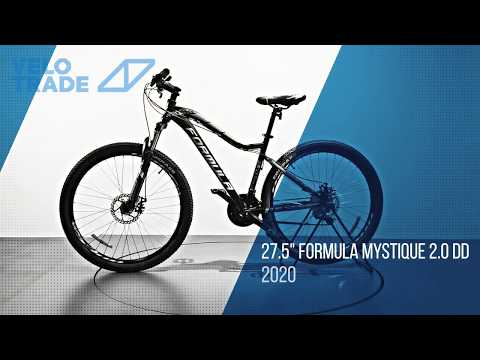 "Велосипед 27.5"" Formula MYSTIQUE 2.0 2020: video"