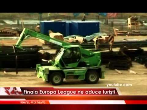 Finala Europa League ne aduce turisti