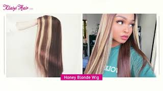 Fall in love with Klaiyi wigs