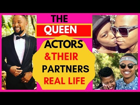 The Queen Actors with their Partners In Real Life [Shocking]