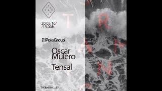 Oscar Mulero, Tensal - Live @ The Bass Valley 2016