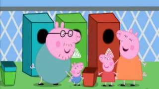 Peppa Pig Full Episode recycling