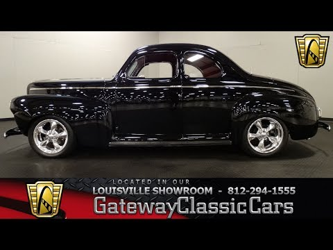 Video of '41 Business Coupe - LBLM
