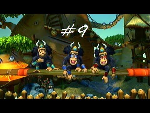 Donkey Kong Country Tropical Freeze Walkthrough - #6 ...