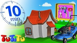 TuTiTu Specials | Home Toys for Children |  Kitchen, Tool Kit, and More!