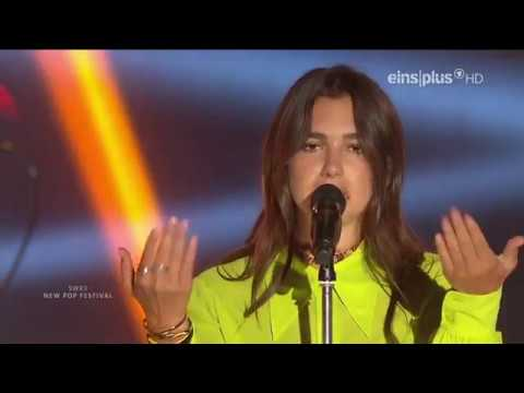 Dua Lipa - Want To (unreleased) / live at SWR 3 New Pop Festival HD