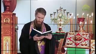 Читаем Евангелие вместе с Церковью. 25 апреля 2019