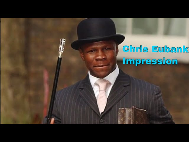 Chris Eubank