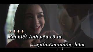 [ Karaoke ] Không Phải Em Đúng Không | Dương Hoàng Yến (#KPEDK)