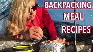 Backpacking Meals You Can Make At Home That Are Slap-Yo-Momma Good