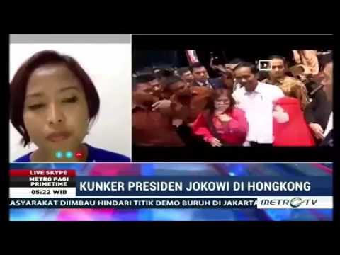 Warga Hongkong Pengen Punya presiden Seperti Jokowi   Berita Terbaru Hari ini   YouTube